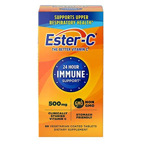 Ester-C Vitamin Tablets 90 Count Now $2.31 (Retail $13.12)