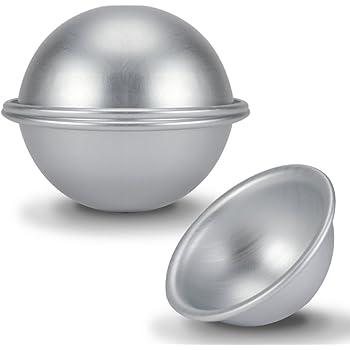 argent Decora 0062958/Moule Demi Sph/ère /Ø 24/x h 12/cm en aluminium anodis/é