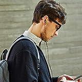 1mehr E1010Quad Driver in-Ear-Kopfhörer mit Mikrofon/Fernbedienung für Apple iOS und Android