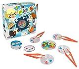 Lúdilo- Dr Educativo para niños, científicos, microbios y Mejora la percepción Visual y la concentración, Juegos multijugador (Blue Orange 80410)