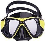 AWJ Máscara de Buceo, Gafas de natación para Hombres y Mujeres...