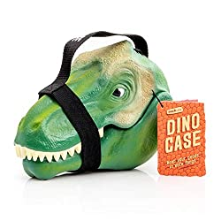 5. Suck UK Dinosaur Head Lunch Box Case