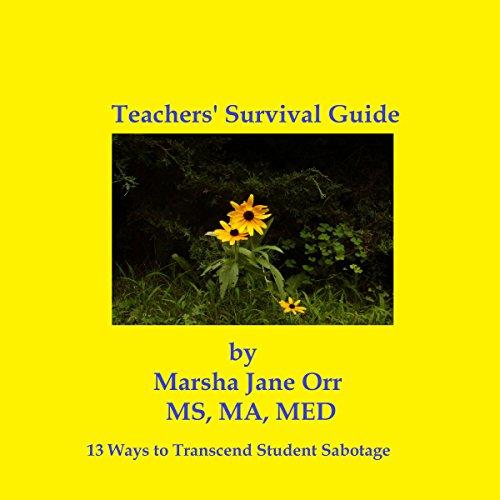 Teachers' Survival Guide audiobook cover art