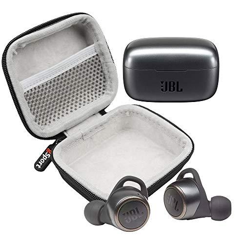JBL Live 300TWS Premium True Wireless Headphone Bundle with gSport Deluxe Travel Case...