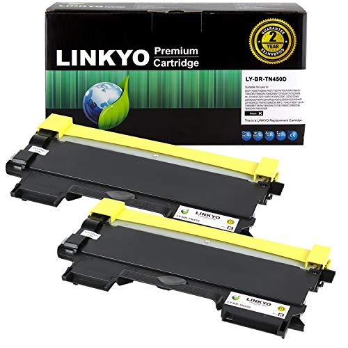 linkyo compatible brother tn450 - 1