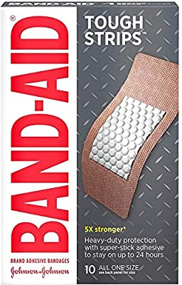 Band-Aid First Aid Pads, Adhesive Bandages