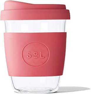 SOL CUPS 12OZ Cup - Radiant Rose