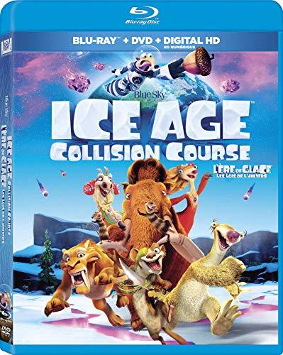 Ice Age 5: Collision Course [Blu-ray] (Bilingual)