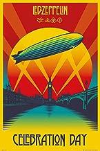 POSTER STOP ONLINE Led Zeppelin - Music Poster/Print (Celebration Day) (Size: 24