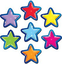 Teacher Created Resources Magnetic Accents, Stars (77209.0)