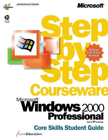 Microsoft Windows Front Page 2000: Professional Step by Step Courseware/Core Skill
