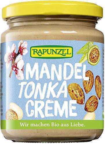 Rapunzel Bio Mandel-Tonka Creme (6 x 250 gr)