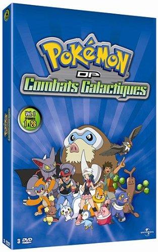 Pokémon-DP-Combats galactiques (Saison 12) -Volume 1