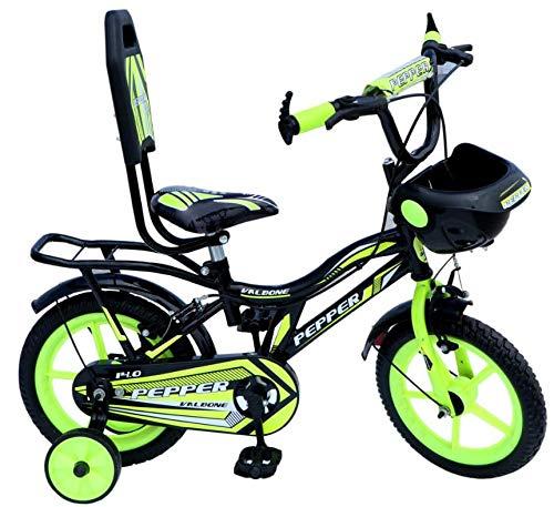 ACTINO VALBONE Kids Cycle (Unisex) (3-6 Years) (Green)