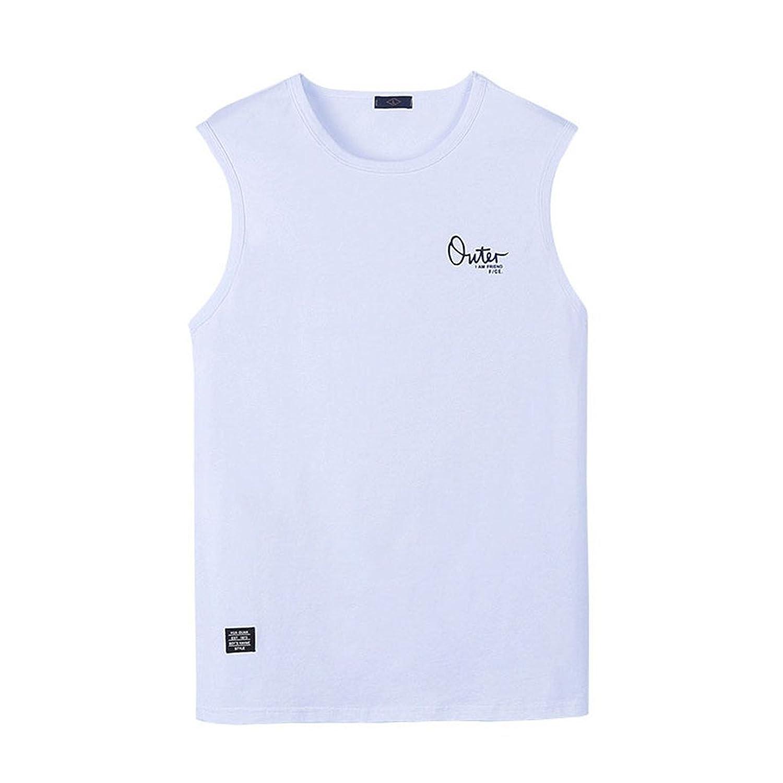 BESTLEE tシャツ メンズ 丸首 スポーツシャツ 無袖 柄 薄手 抗菌防臭 吸汗速乾 おしゃれ