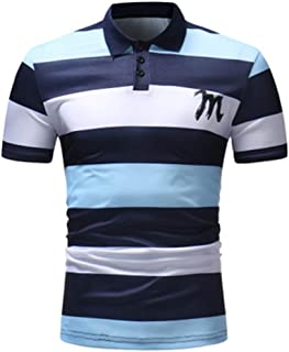 Men's Classic Causal Business Fit Polo Shirt