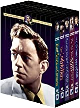 The Alec Guinness Collection: (Kind Hearts and Coronets / The Lavender Hill Mob / The Ladykillers / The Man in the White Suit / The Captain's Paradise)
