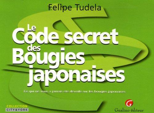 Le Code secret des Bougies japonaises