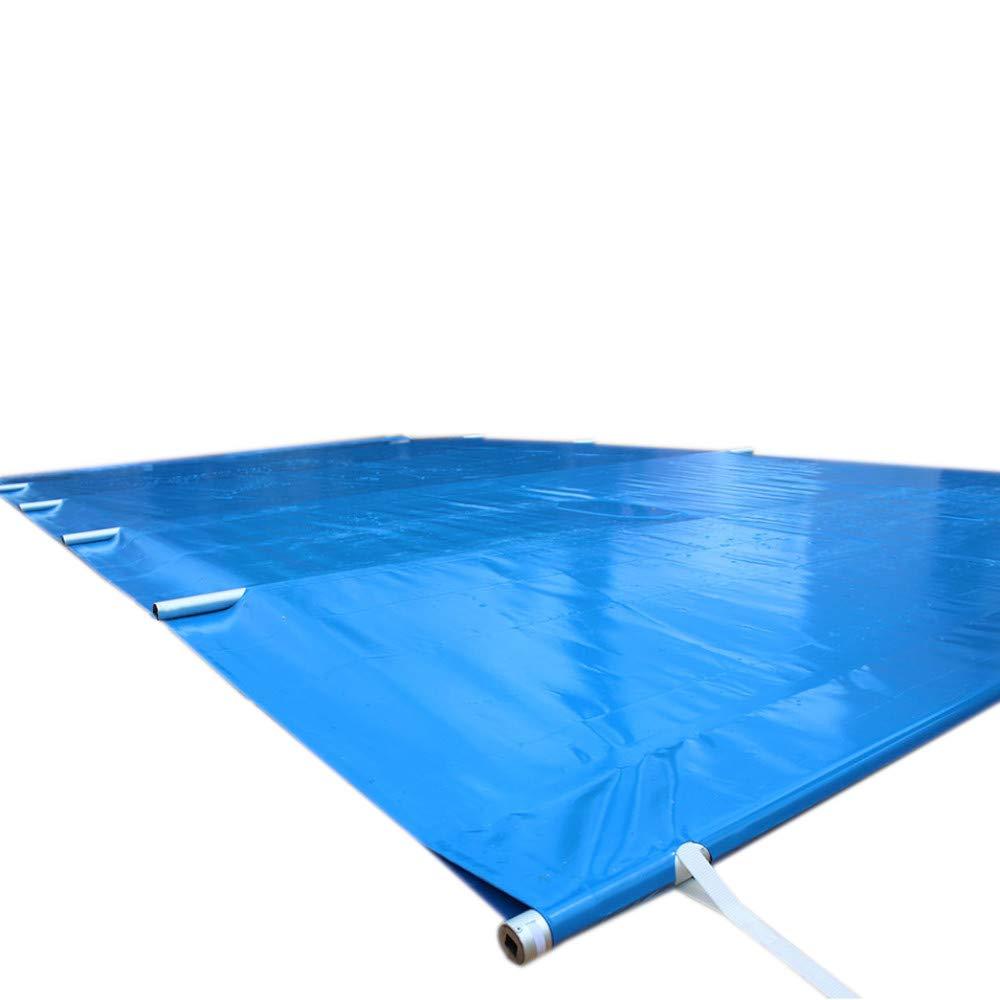 Telepiscinas – CoberRoll Cobertor, Cubierta. Enrollable para ...