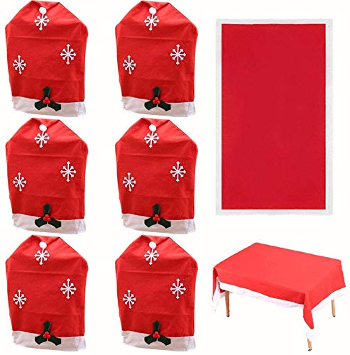fundas para sillas de comedor navideñas fabricante Icepark