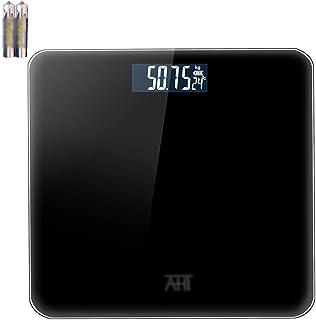 Básculas Peso medidor de impedancia Inteligente del Consumo eléctrico del Cuerpo Escala de Grasa Bluetooth USB baño Digital Recargable inalámbrica pérdida Pila AAA