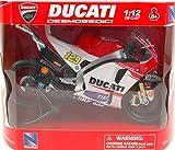 DUCATI DESMOSEDICI A.IANNONE N.29 MOTO GP 2015 1:12 New Ray Moto modello modellino die cast