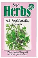 Basic Herbs 0919845886 Book Cover