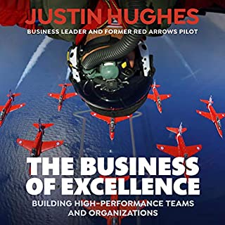 The Business of Excellence:  cover art
