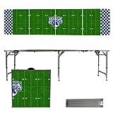Victory Tailgate NCAA Fayetteville State University 8'x2' Foldable Tailgate...