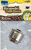Parodi&Parodi Moka, ricambi compatibili bialetti e Altri Marchi 1 paraspruzzo in Alluminio per caffettiera, Neutro, Standard