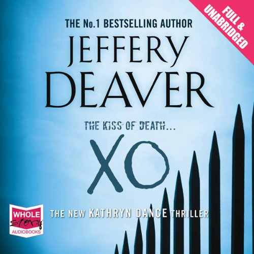 XO audiobook cover art