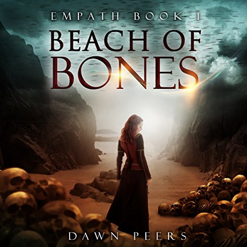 Beach of Bones audiobook cover art