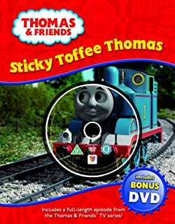Sticky Toffee Thomas (Thomas & Friends)