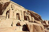 大人と子供のためのDWYYJP1000パズル、古代エジプトのピラミッドパズル、スフィンクス、ラクダとピラミッド、天国への階段、素晴らしい建築と教育玩具シリーズのパズル