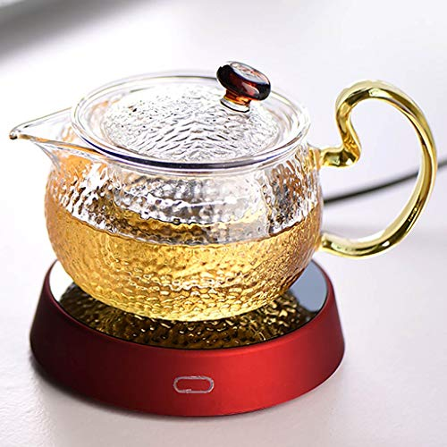Best Price Coffee Mug Warmer,Warm Cup Hot Milk Cup Household Electric Hot Water Cup Thermostat 60 De...