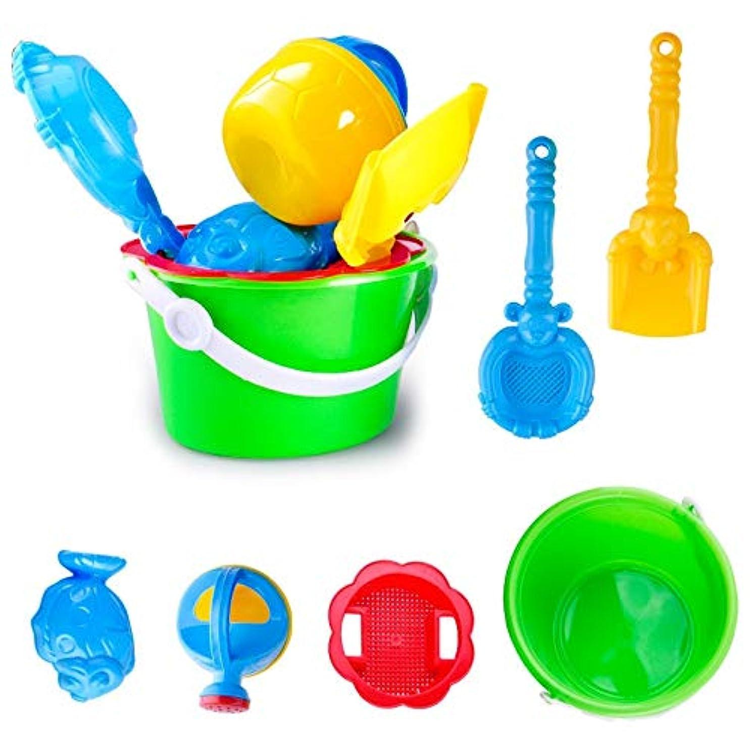 提出するの中で特別なCetengkeji 子供の夏の砂のおもちゃ、ビーチのおもちゃセット、知育玩具、親子玩具、柔軟、公園や海に美しい思い出を残す ( Style : 2 )