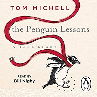 The Penguin Lessons cover art