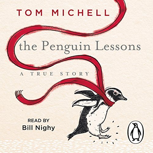 Couverture de The Penguin Lessons