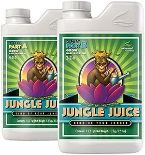 Advanced Nutrients Bud Factory Jungle Juice 2-Part Grow Part A 4L 1835-15