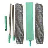 XUE Retractable Gap Dust Cleaning Artifact 2 Fiber Cloth Cover