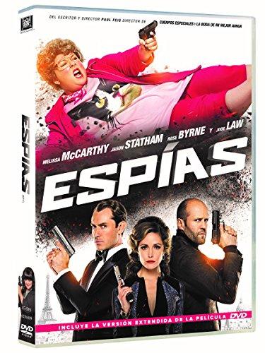 Espías [DVD]