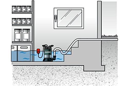 Metabo TP 6600 Klarwasserpumpe - 2