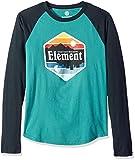 Element Dusk Raglán - Camisa para hombre -  Azul -  XX-Large