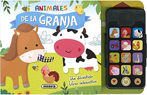 Animales De La Granja (Mi primer teléfono)