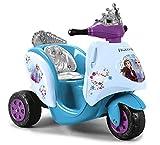 FEBER Scooty - Batterie Scooter Frozen 2, pour Enfants de 12 Mois à 4 ans, 6V (Famosa 800012446)