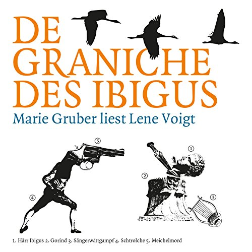 De Graniche des Ibigus audiobook cover art