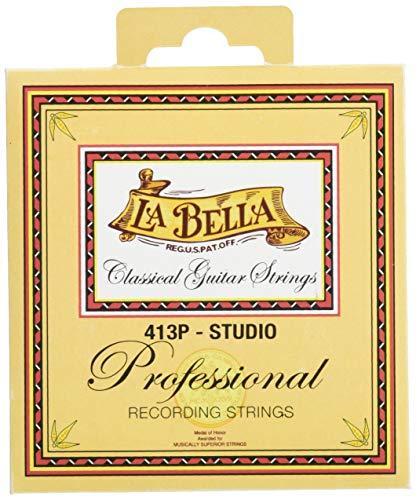 La Bella Studio 413 P, Saiten für klassische Gitarre