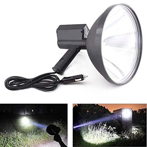 Ballylelly 9 pouces Portable Portable HID Xenon Lampe 1000 W 245mm En Plein Air Camping Chasse Pêche Spot Lumière Projecteur Luminosité
