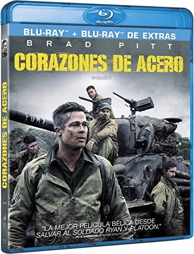Corazones de acero (BD + BD Extras) [Blu-ray]