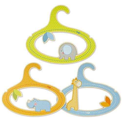 Haba 301178 Kinder-Kleiderbügel Elefant Egon